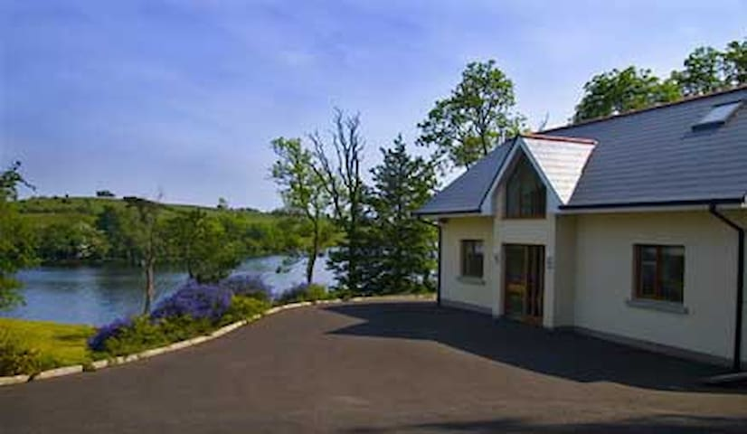 Luxurious cottage by the lake - Fermanagh - Huis