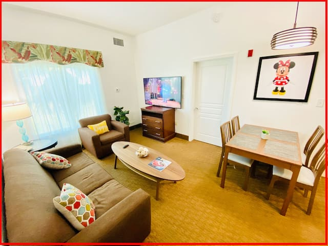 "Apartment 65"" TV Renovate Best Location for Disney"