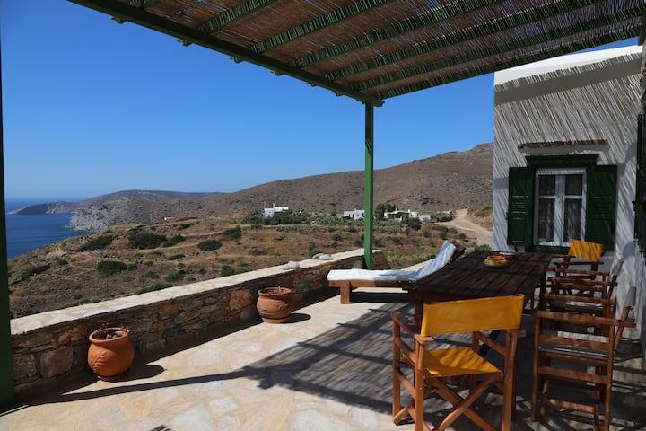 The wild beauty of Amorgos