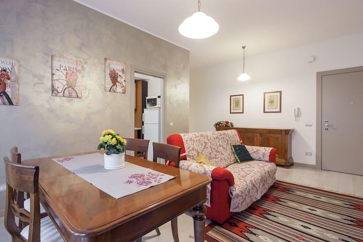 Spazioso appartamento Verona centro