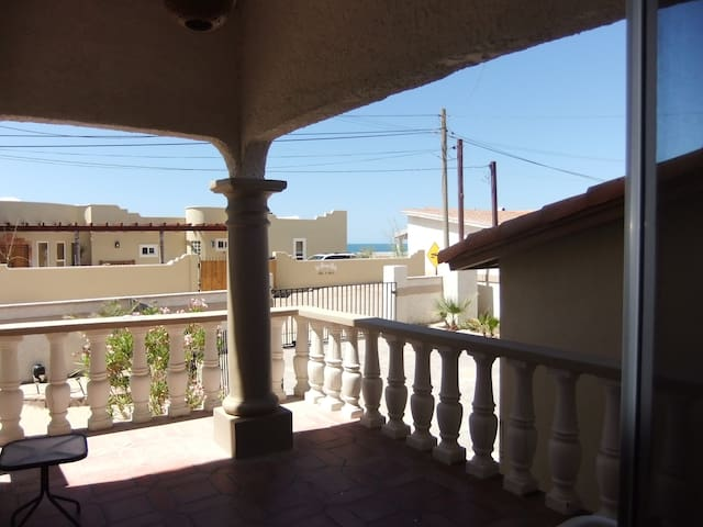 """mi Casa de Sonrisas"" Private 2 bedroom, 1 bath. - Puerto Peñasco - Andere"
