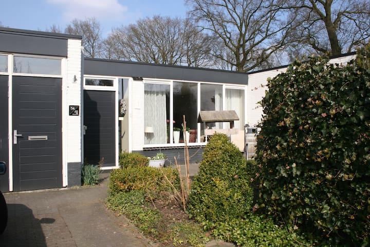 Bungalow  met binnentuin - Hengelo - Haus