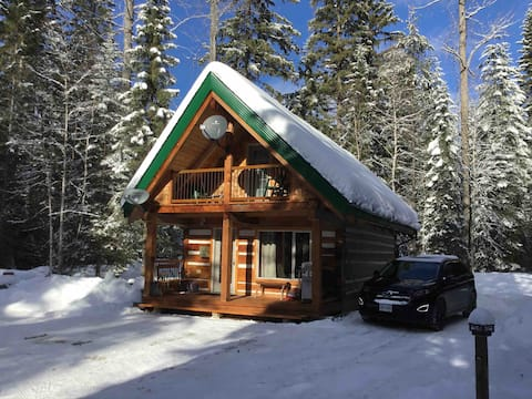 Moberly Mtn. Cabin