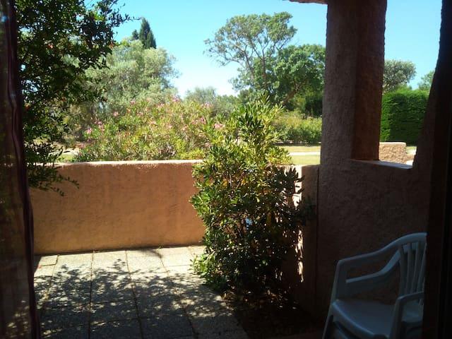 Studio avc terrasse, Domaine de Pédros, Port Fitou