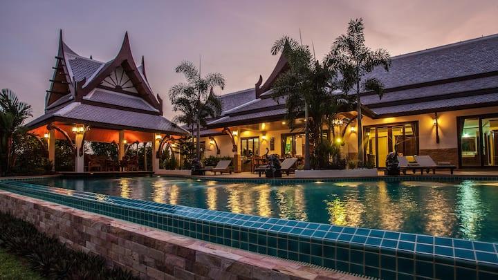 Villa Saifon 2 - Pool villa - 2 Bedrooms 4 Adults
