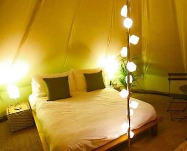 Bellbrook Eco Glamping-Bell Tent-Rural Idyll Farm - Oakford - Палатка