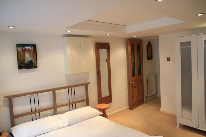 Town centre characterful suite