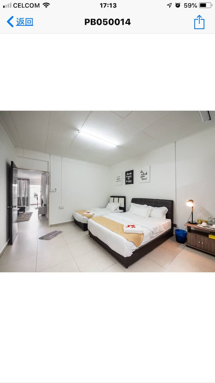 Chimin Homestay room A