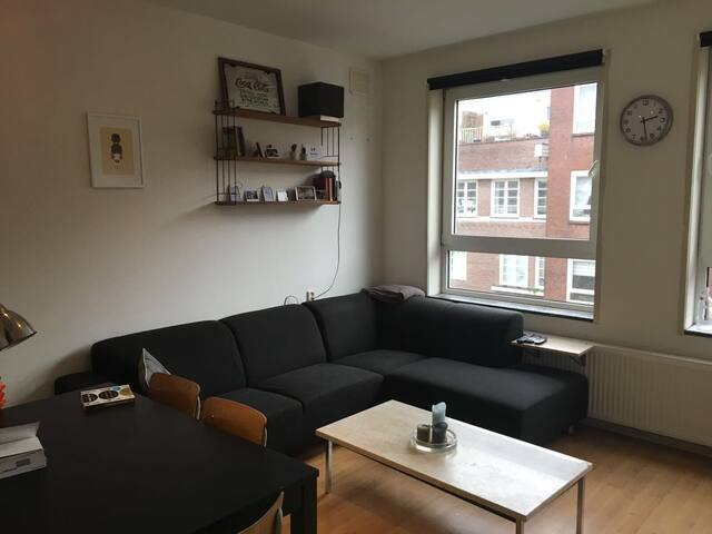 Casa Danie, 3 bedroom apartment, Amsterdam (east)
