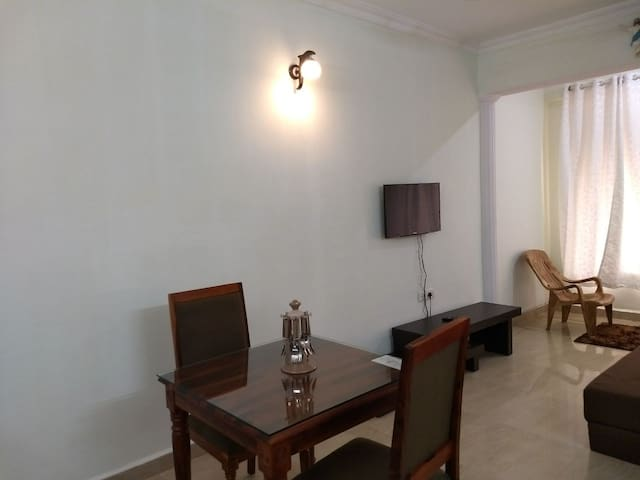 Colva Beach Peaceful One BHK Apartment