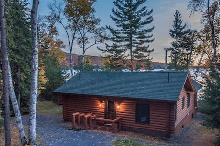 Shepherds Cabin On Moosehead lake - Greenville - Skáli