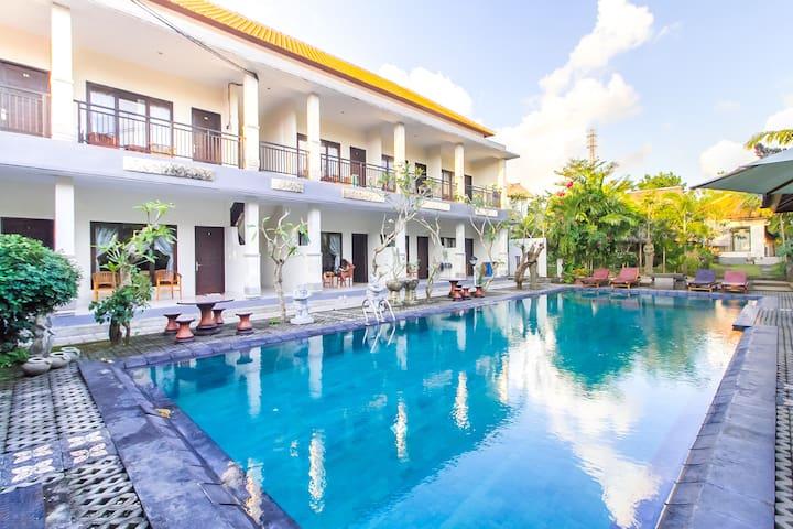 Uluwatu Tropical Holiday Rooms #2BR
