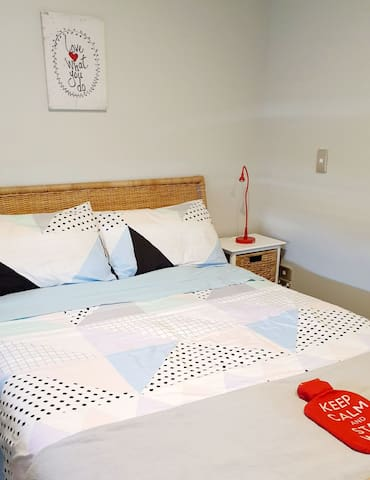 A1 ❤️ YouR CozY RooM @ Tauranga CBD