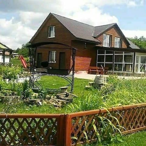 агроусадьба Хуторянка- отдых в деревне.