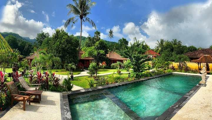 Kubu Kangin Resort with Garden Views