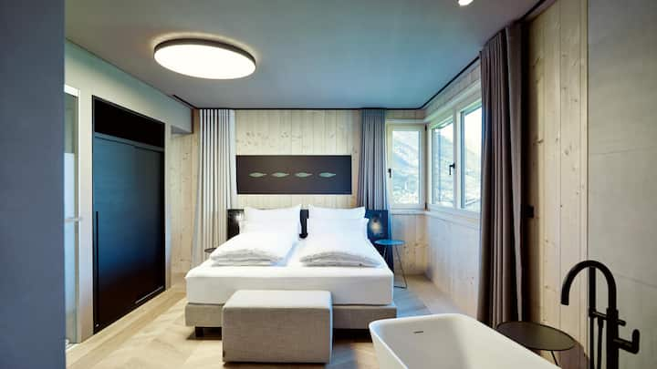 Loft Lodge Terrace - Cirna Gentle Luxury Lodges