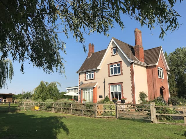 Breckland Manor B&B
