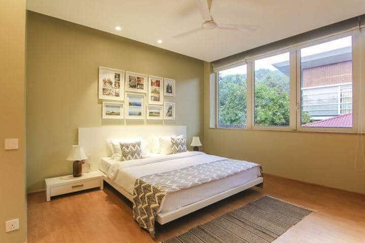 Very Exclusive & Private Villa @ Arpora (4bhk)