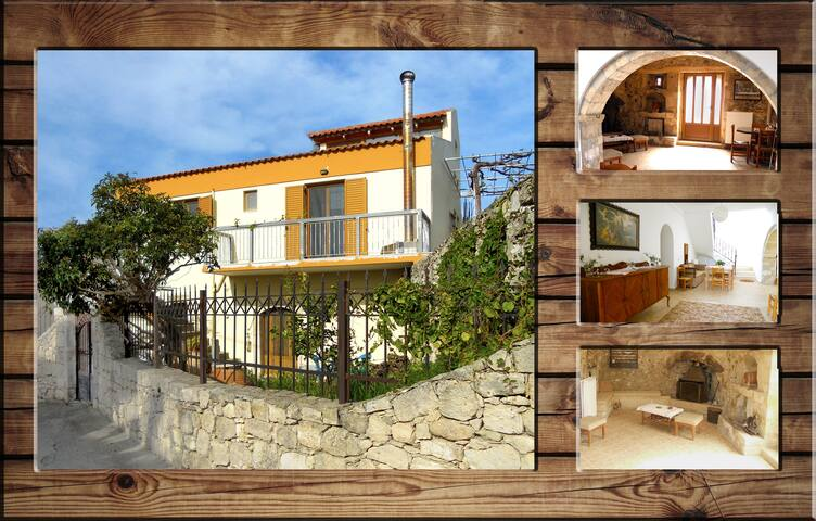 Traditional Cretan Family Home - Agios Andreas - Casa