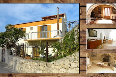 Traditional Cretan Family Home - Agios Andreas