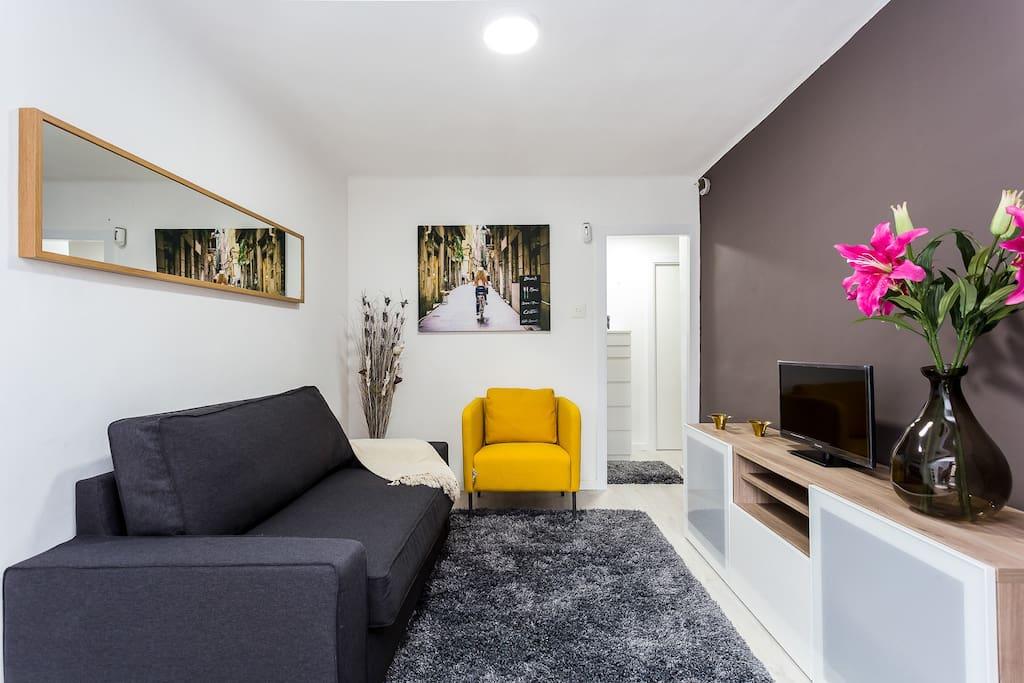 Acogedor piso reformado 2hab cerca metro florida - Pisos en hospitalet centro ...