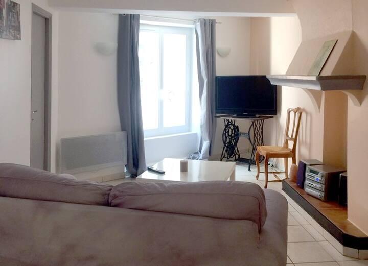 Charmante maison village 140 m2 Buis-les-Baronnies