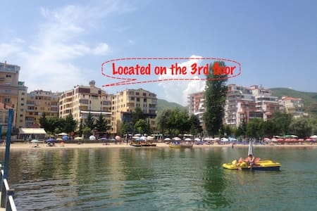 Cozy Apartment with Lake View + Parking & WiFi - Pogradec - Leilighet