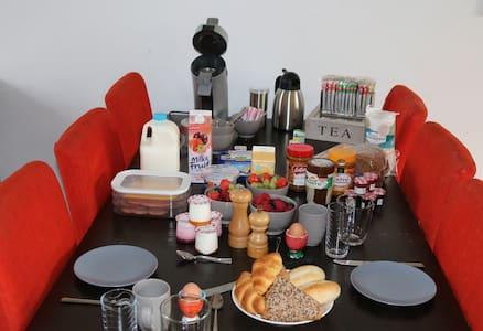B&b met jacuzzi en luxe ontbijt - 阿納姆(Arnhem)
