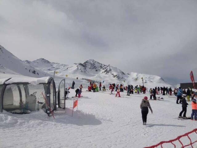 Station Valfréjus été et hiver en Savoie