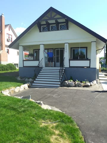 Beautifully Renovated Heritage House Vernon BC