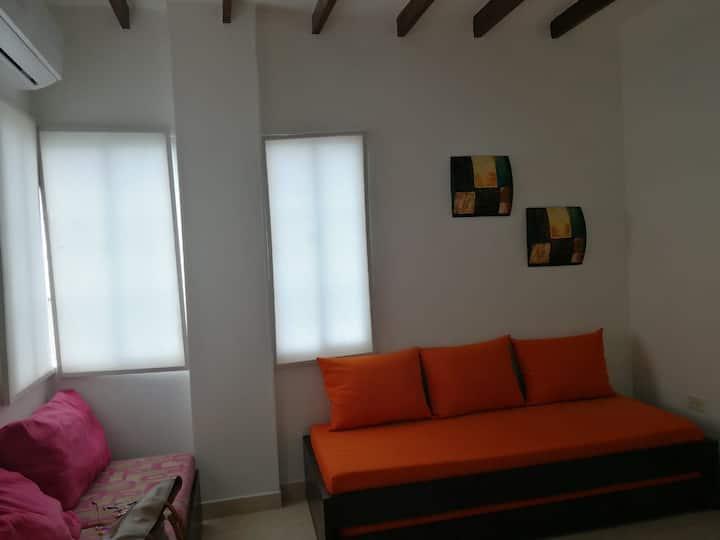 Hermoso Apartaestudio en Rodadero (Santa Marta)