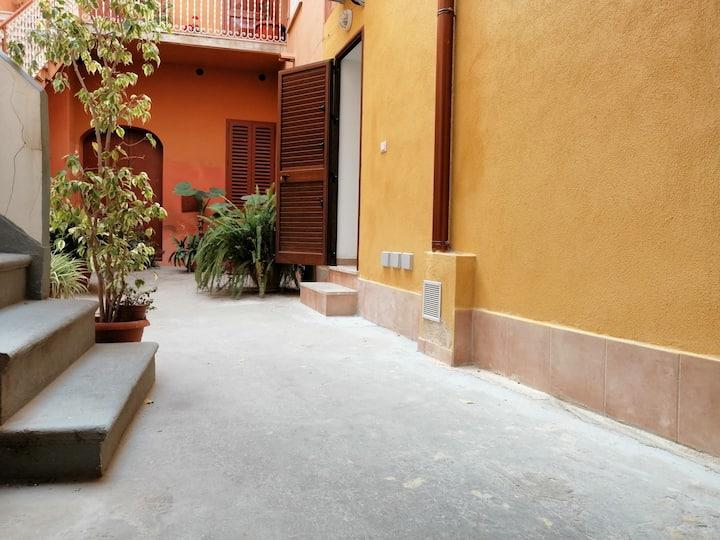 A casa di Pina a Marsala