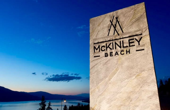 McKinley Beach, Lake front community.