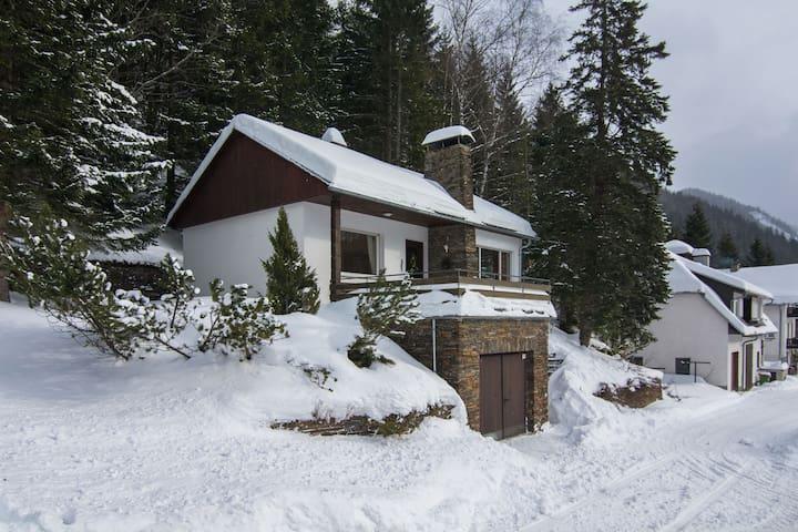 Peaceful Holiday Home in Seewiesen near Ski Area
