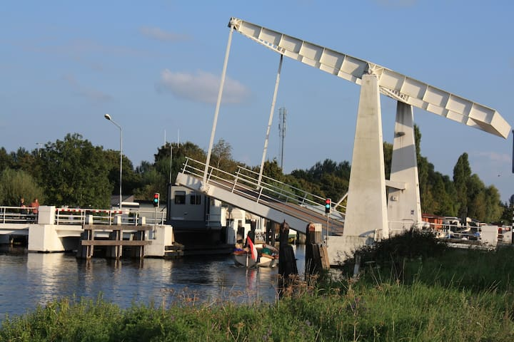 Bridge Sloten-Badhoevedorp