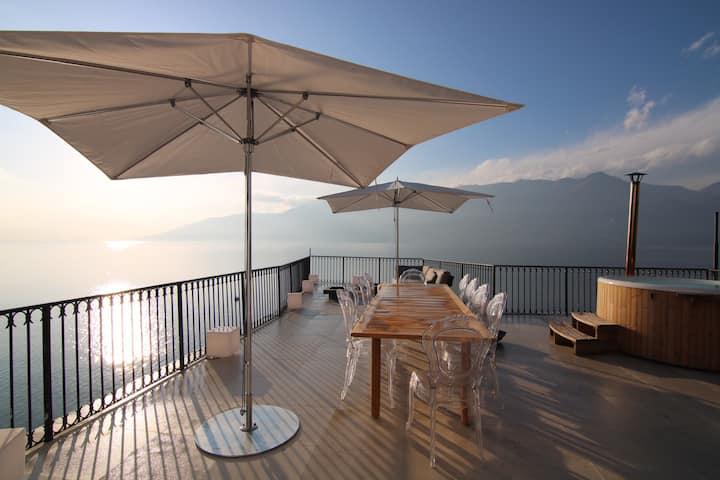 Moderne Villa am Lago Maggiore