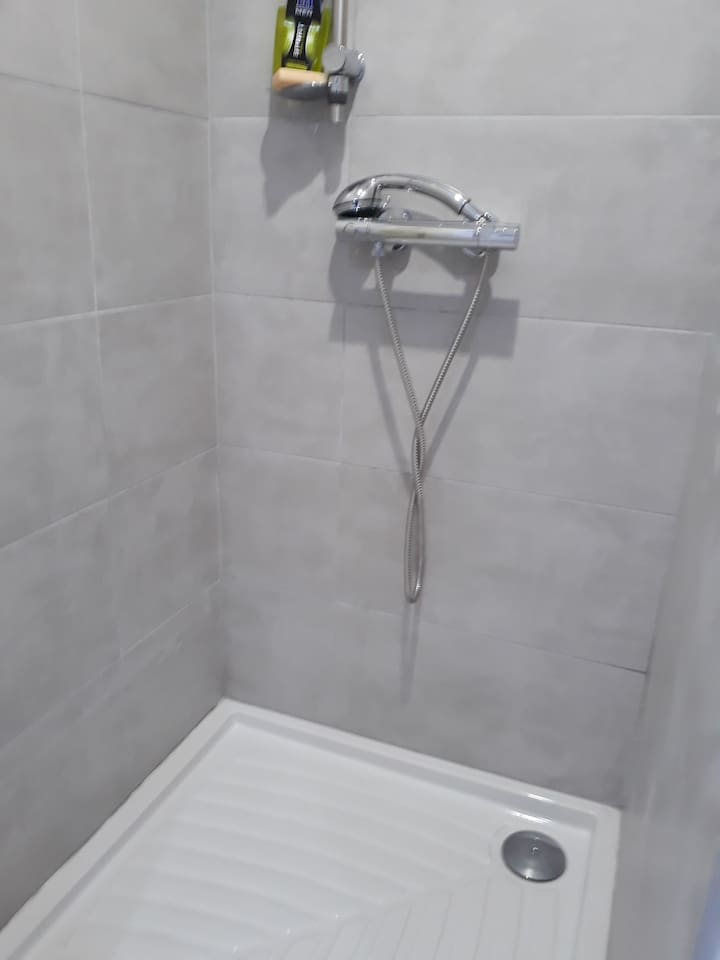 douche appartement