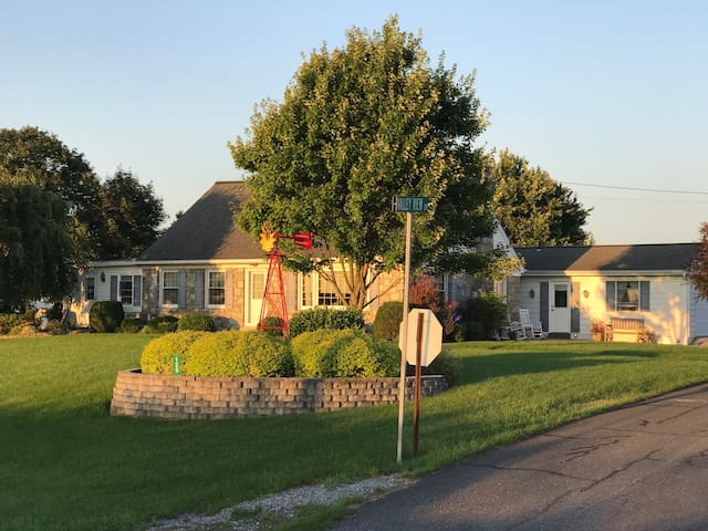 New Listing! Newly Remodeled! Country Setting