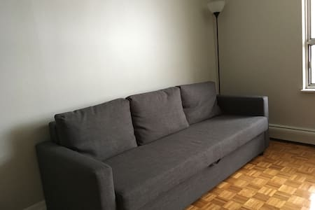 Simple apartment and sofabed - Waterloo