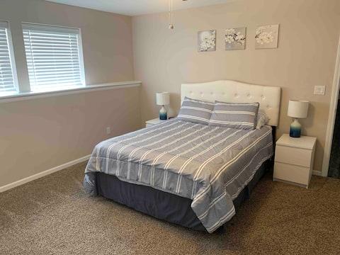 2 Bedroom Private Basement Suite