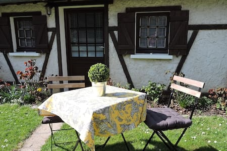 A 15 min de Giverny, Chambre Safran