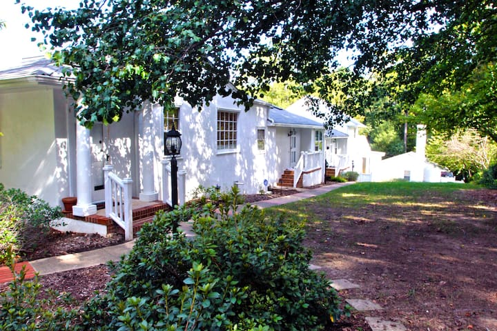 Quaint 1940's Bungalow in the Heart of Raleigh