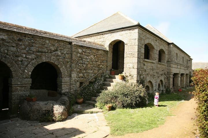 Tremedda Farm B&B - Zennor - Penzion (B&B)