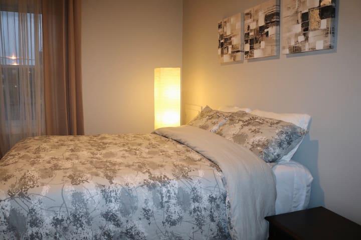 Bedroom 2 - queen size mattress