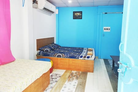 Deluxe AC Room in Jannat Residency