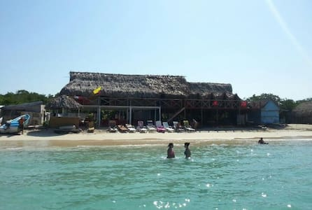 Paradice at the beach - Barú