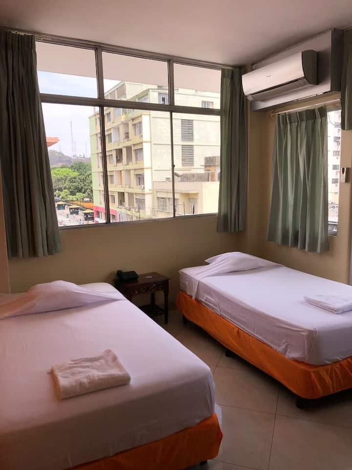 Habitación doble standard - 2 camas