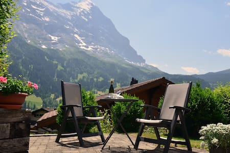 2-Room-Apartment (40m2) excellent location! - Grindelwald