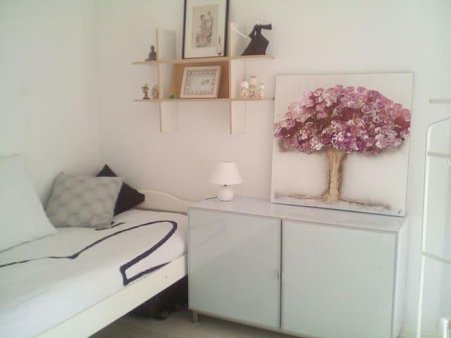 Chambre privée 2 - Villenave-d'Ornon - Casa