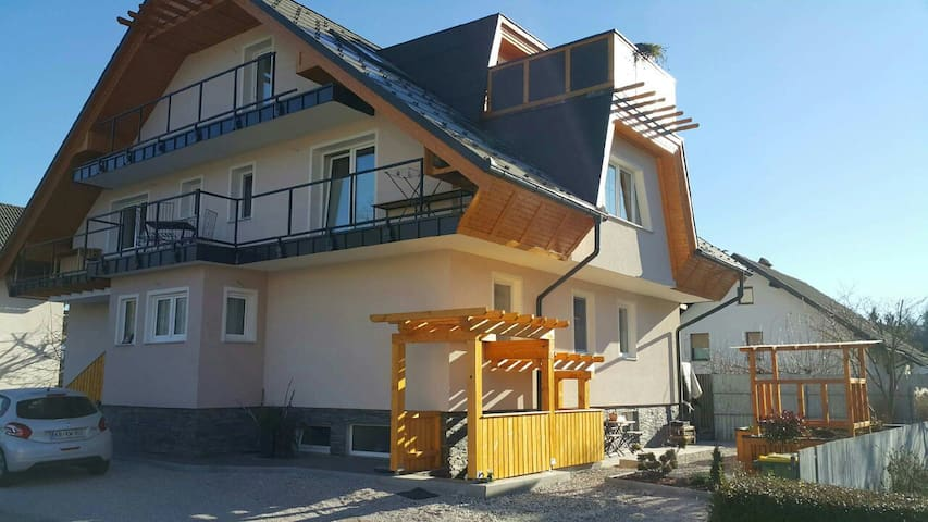 Apartment Ana in Villa - Bled - Appartement